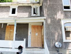 In 2014, agencies swooped down on 47 Victoria St. in Chatham and moved people out of the rooming house, citing several deficiencies. VICKI GOUGH/ Daily News File Photo
