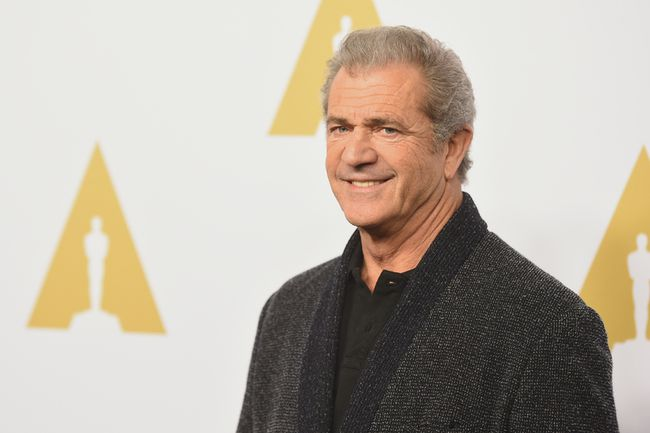 Actor/filmmaker Mel Gibson attends the 89th Annual Academy Awards Nominee Luncheon at The Beverly Hilton Hotel on February 6, 2017 in Beverly Hills, California. (Photo by Kevin Winter/Getty Images)