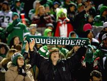 Roughriders fans