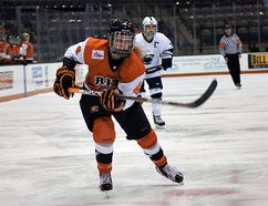 Brantford's Caitlin Wallace recently finished her senior season playing for the Rochester Institute of Technology's women's hockey team. (Submitted Photo)