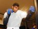 Super heavyweight boxer Usama Khan works out at the Rival Boxing Club in preparation for the National Boxing Championships in Quebec next month.