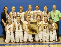 The Wetaskiwin Sabres battled to a bronze finish at provincials this past weekend. It was the first ever senior girls provincial basketball medal for Wetaskiwin .