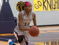 Aaliyah Edwards of Kingston has been named to the Team Ontario U15 basketball team.