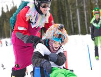 ShredAbility, the annual fundraiser for Rocky Mountain Adaptive, returns to Sunshine Village in Banff National Park on Saturday, April 8, 2017. (Supplied)