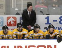 The Kingston Frontenacs face the Hamilton Bulldogs in the opening round of the Ontario Hockey League playoffs beginning Friday. (Ian MacAlpine/The Whig-Standard)