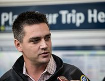 B.C. Transportation and Infrastructure Minister Todd Stone. (Vancouver 24hours)