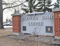 Clover Bar Lodge, an affordable housing complex for seniors in Strathcona County, has received more than $32 million in funding for a rebuild, which will include expanding the current 75 units to 144. Photo by Krysta Martell/Sherwood Park News/Postmedia Network