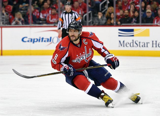 Capitals and Russian superstar Alex Ovechkin has said he plans to play at the Olympics in South Korea next year, even if he has to leave his NHL team while it is playing games. (Nick Wass/AP Photo/Files)
