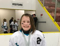 Sarah Gullickson has been playing ringette for six years and thinks every girl should too. Thanks to the CRC host committee's legacy of 10 ringette kits, girls from each participating province and two in Alberta can get started playing next season. Submitted