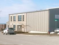 Kincardine Water Treatment Plant next to Lake Huron. (Troy Patterson/Kincardine News and Lucknow Sentinel)