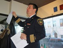 At the PBIA's annual general meeting on March 22, Pembroke fire chief Dan Herback discussed the importance of posting emergency reflective signage in the storefronts of apartments and businesses in order to assist emergency responders with locating the building in case of a fire.