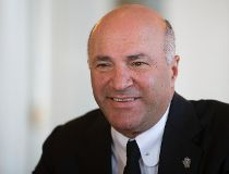 Conservative candidate Kevin O'Leary