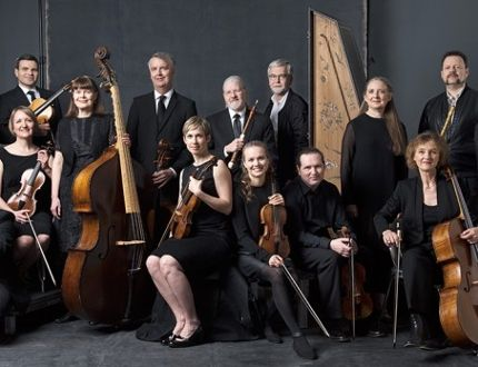 The Juno winning Tafelmusik Baroque Orchestra, which specializes in early music played on period instruments, plays Aeolian Hall Tuesday. (Special to Postmedia News)