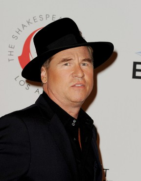 Actor Val Kilmer arrives at the 23rd Annual Simply Shakespeare Benefit reading of 'The Two Gentleman of Verona' at The Broad Stage on September 25, 2013 in Santa Monica, California. (Photo by Kevin Winter/Getty Images)