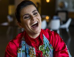 Nelly Furtado is releasing her first album in five years, The Ride, out Friday. Ernest Doroszuk/ Postmedia