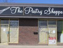The Pastry Shoppe, on Second Line West and Farwell Terrace, is closed.