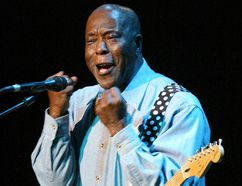 Buddy Guy will play the RBC Theatre at Budweiser Gardens June 21. Tickets go on sale Friday at 10 a.m. (File photo)