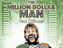 The Million Dollar Man Ted DiBiase is bringing his one-man show, during which he recounts his legendary wrestling career and hosts a Q&A and meet and greet, to Kingston's Absolute Comedy on Tuesday, April 11. Tickets are $20 and on sale now.
