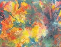 Voyage into the Unknown part of Creation, an exhibition of works by Marilyn Conklin at Strand Fine Art Services.