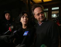 In a raid earlier this month, then-owners — and pot activists — of the Church St. shop, Marc and Jodie Emery, were charged. But they passed ownership of the Church St. operation to three employees who now, if charged, could have strict bail restrictions banning them from the location. (TORONTO SUN/FILES)