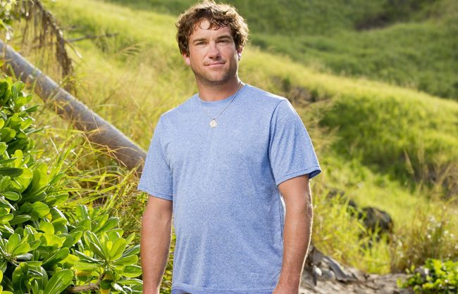 "James ""JT"" Thomas Jr. from ""Survivor: Game Changers."" (Handout)"