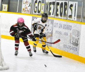 Mitchell will be sending three hockey teams to the Ontario Women's Hockey Association (OWHA) championships this weekend in and around Toronto. ANDY BADER/MITCHELL ADVOCATE