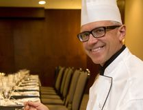 Executive chef Todd Pylypiw's plated eggplant bisque will be part of The Meal — a diabetes fundraiser at DoubleTree By Hilton on April 23. Pylypiw has been at the helm of the event for 15 years. (MIKE HENSEN, The London Free Press)