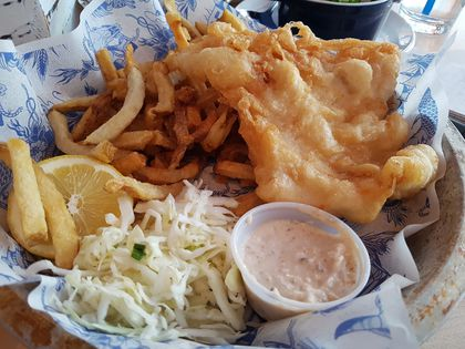 Hicks weekly dish: Fish 'n' chips done right