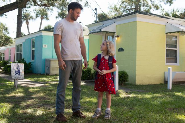 """Chris Evans and Mckenna Grace star in """"Gifted."""" (Handout)"""