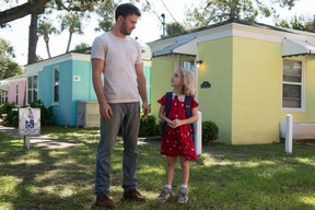 "Chris Evans and Mckenna Grace star in ""Gifted."" (Handout)"