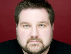 Jason Lamont of the Candian Opera Company will be performing at St. Marys United Church on Friday. The Crucifix oratorio begins at 3 p.m. Handout/Beacon Herald/Postmedia Network
