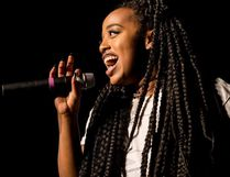 Photo supplied Youth poet laureate Nasra Adem says poetry is an outlet that is essential to her survival. The Edmonton Poetry Festival runs April 16 to 23 with a wide-ranging schedule of events.