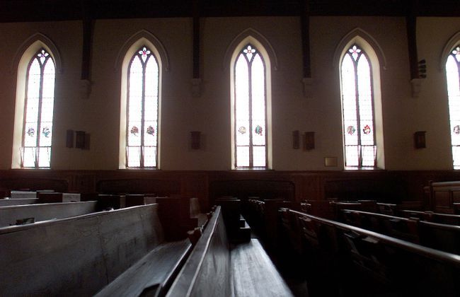 Debra Ann L'Ecuyer writes that yes, churches have issues, but it's still where she wants to  be every Sunday. Postmedia Network file photo