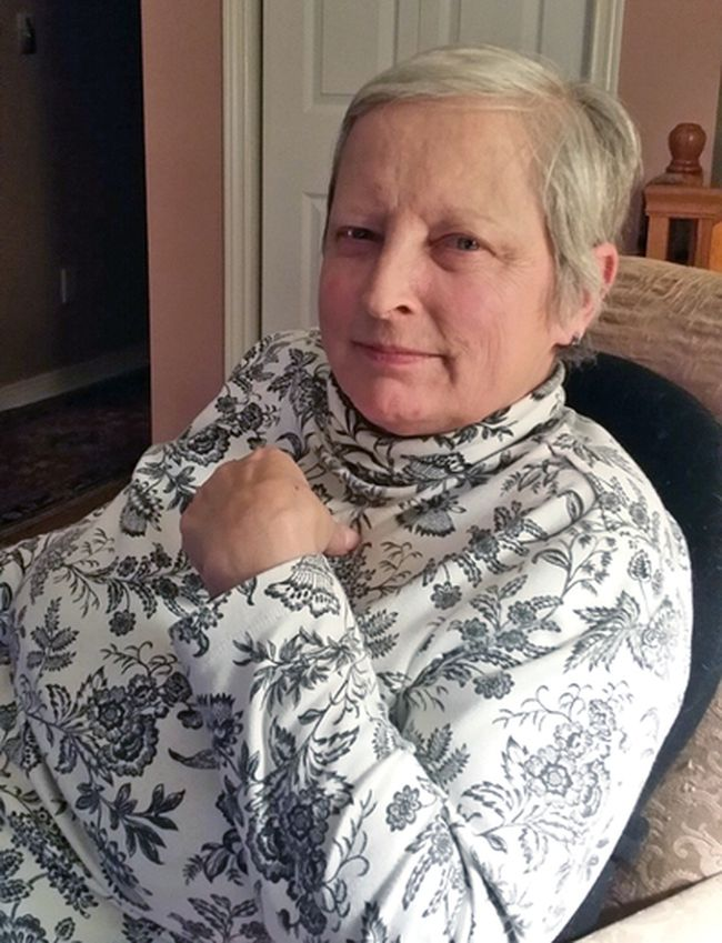 The body of 56-year-old  Maria  DeWagner of  Loyalist Township was located on her property on Wednesday. Steph Crosier/Kingston Whig-Standard/Postmedia Network
