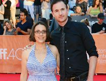 "FILE - In this Sept. 16, 2015 file photo, directors Anna Boden, left, and Ryan Fleck attend a premiere for ""Mississippi Grind"" at the Toronto International Film Festival in Toronto. The duo will direct ""Captain Marvel"" according to sources close to the project who were not authorized to speak publicly Wednesday, April 19, 2017. Brie Larson is set to star as the titular character in Marvel Studios' first female-centric superhero film. (Photo by Evan Agostini/Invision/AP, File)"
