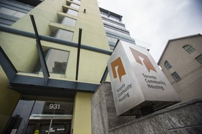 The number of TCHC units with arrears outstanding has increased nearly 50% during that same time period from 6,719 to 10,032. (ERNEST DOROSZUK/TORONTO SUN)