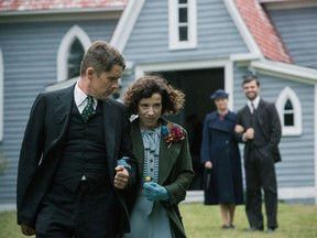 Duncan DeYoung photo Ethan Hawke and Sally Hawkins in Maudie, which is being screened Thursday night at the Galaxy Cinemas by the Brantford Film Group.