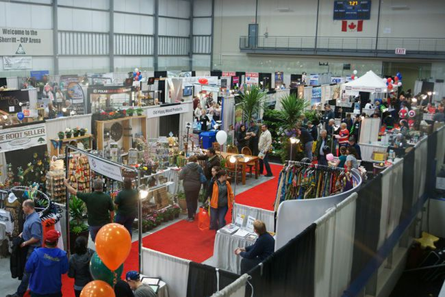 The annual Fort Saskatchewan Trade Show and Sale is back for the 36th time this weekend at the Dow Centennial Centre.