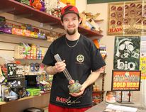 Corey McCann, owner of Daddeo's Fine Smoking Accessories, isn't positive of what to expect from the recently-announced marijuana legalization legislation, but hopes to see it go through nonetheless.