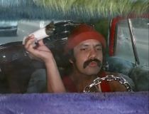 """Tommy Chong and Cheech Marin in """"Up in Smoke"""""""