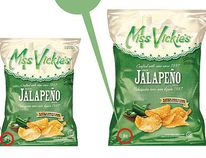 Miss Vickie's has recalled its jalapeno-flavoured kettle-cooked potato chips due to the potential presence of salmonella in the seasoning. (CNW Group/PepsiCo Canada/HO)