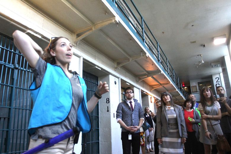 Tickets go on sale Monday for tours of Kingston Penitentiary. This is the second year for the tours. (Whig-Standard file photo)
