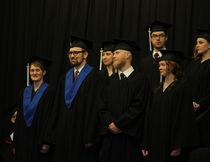 Nipawin Bible College honours the achievements of their graduates during a ceremony April 23.