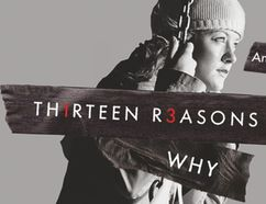 Originally a book, Thirteen Reasons Why recently became a Netflix series, and Saffron is preparing to go in to local schools to start the conversation on sexual assault and bullying, which are protrayed in the Netflix drama. Graphic supplied.