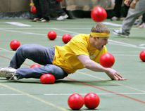 The first annual Dare to Dodge dodgeball tournament is set for May 27 at Stride Place in Portage la Prairie. (File photo)