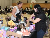 Businesses from around Melfort and area were part of a Trade Show in Swartout Hall at the Kerry Vickar Centre on Saturday, April 22.
