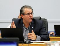 Timmins city councillor Rick Dubeau was charged with municipal corruption on September 14, 2017. LEN GILLIS / Postmedia Network
