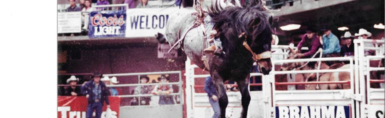 Local rodeo star Denny Hay is being inducted into the Canadian pro rodeo hall of fame after a storied career that included an Olympic gold medal in 2002 (Mike Copeman | Submitted photo).