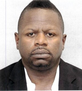 Moshood Adeoson, 47, also known as Roman Steele, is charged with sexual assault.