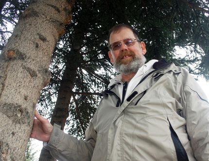 Longtime Cochrane and area volunteer Tim Giese is involved in numerous groups.